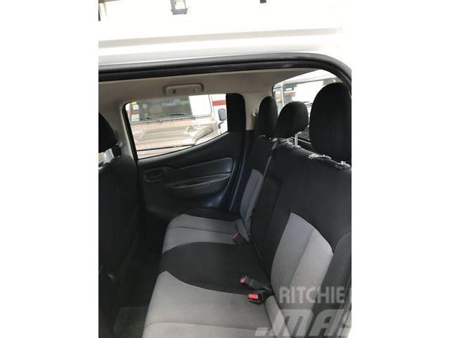 Mitsubishi L200 2.5DI-D Double Cab M-PRO