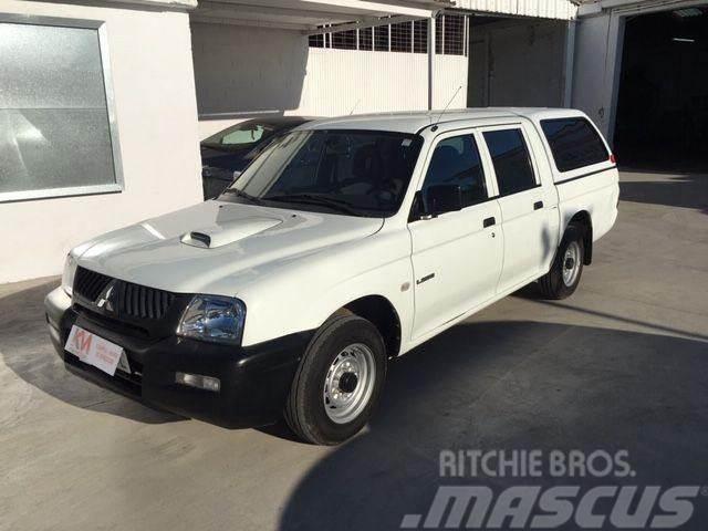 Mitsubishi L200 Double Cab 2.5TDI Invite