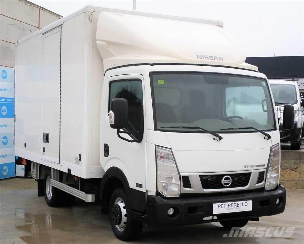 Nissan Cabstar 2.5 DCI 121CV PS 35.12/2