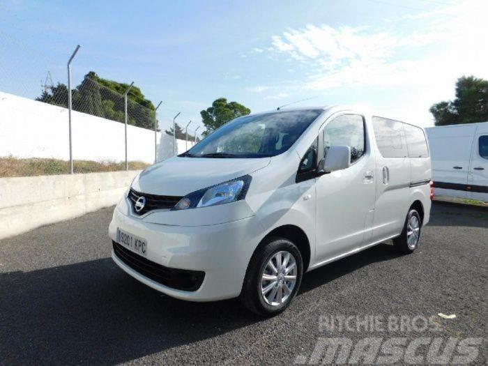 Nissan Evalia 1.5 DCI 7STR COMFORT 110 5P 7 PLAZAS