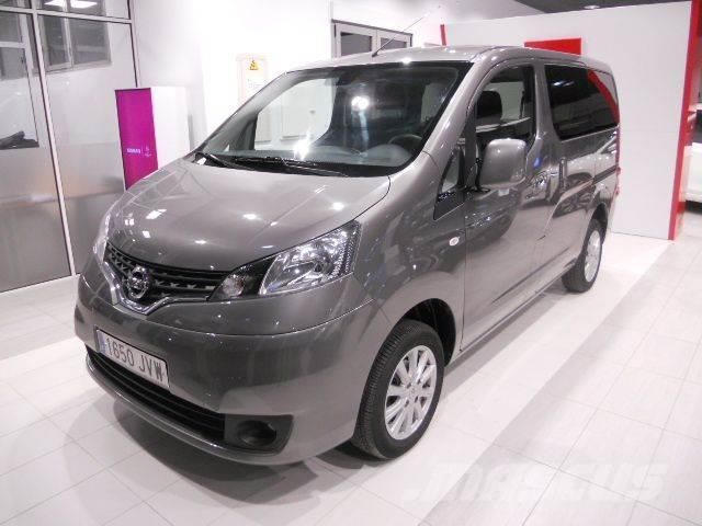 nissan evalia comfort dci 110 cv 7 plazas occasion prix 16 900 ann e d 39 immatriculation. Black Bedroom Furniture Sets. Home Design Ideas