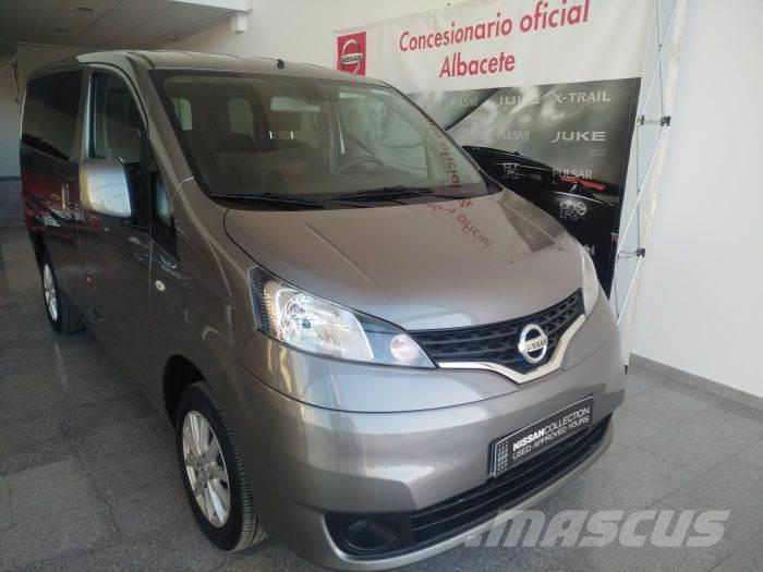 nissan evalia e nv200 7 occasion prix 16 300 ann e d 39 immatriculation 2016 utilitaire. Black Bedroom Furniture Sets. Home Design Ideas