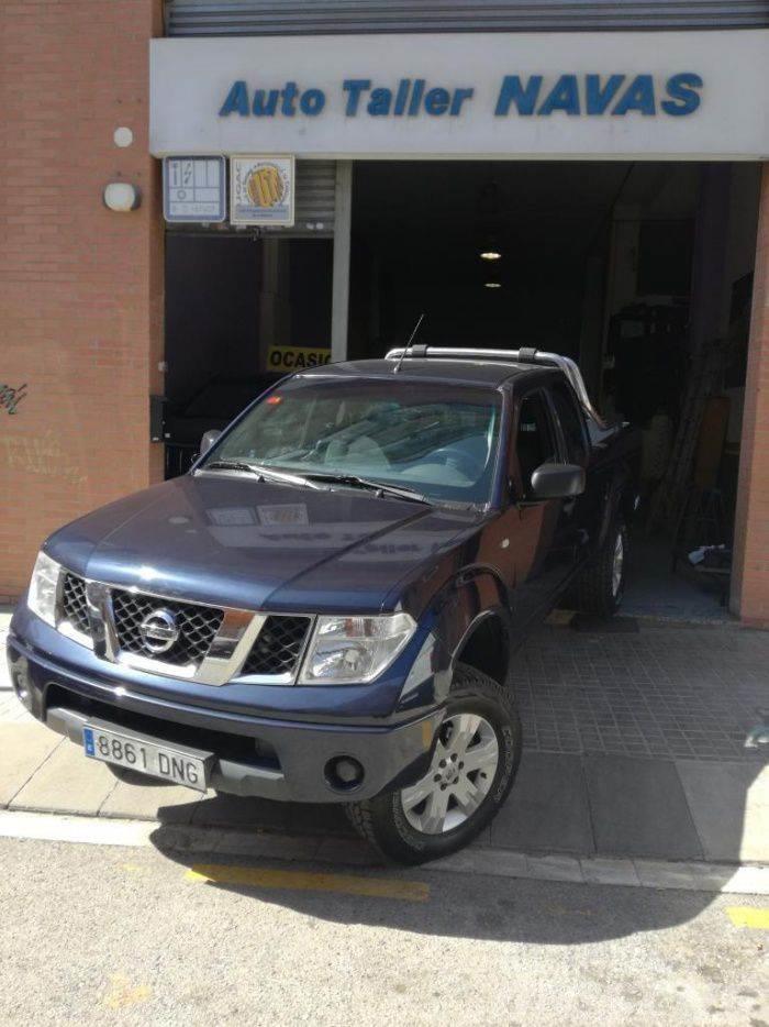Nissan NAVARA 4X4 KING CAB XE