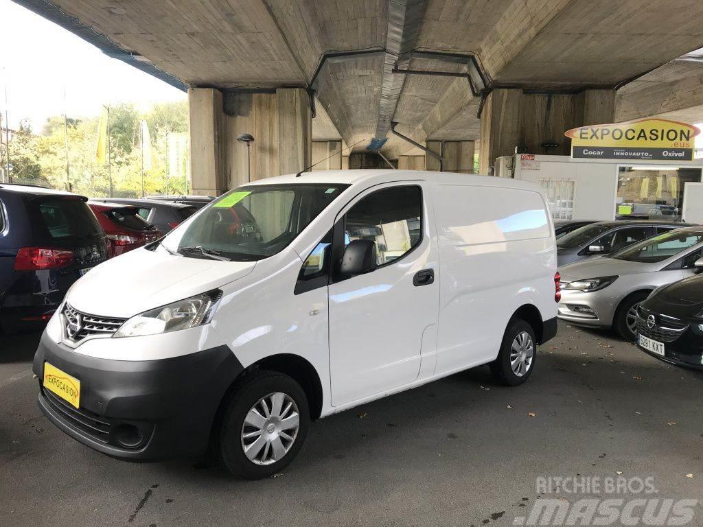 Nissan NV200 Combi 5 1.5dCi A/C Gas Comfort EU6