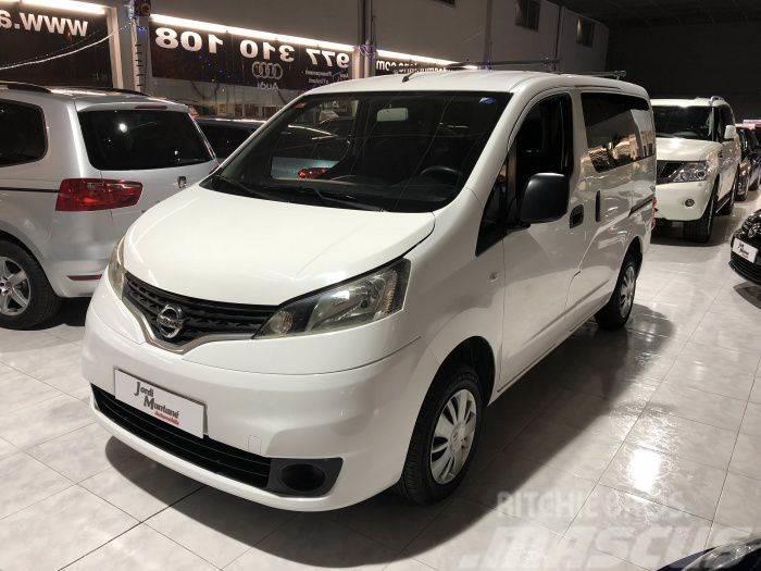 Nissan NV200 Combi 5 1.5dCi Basic