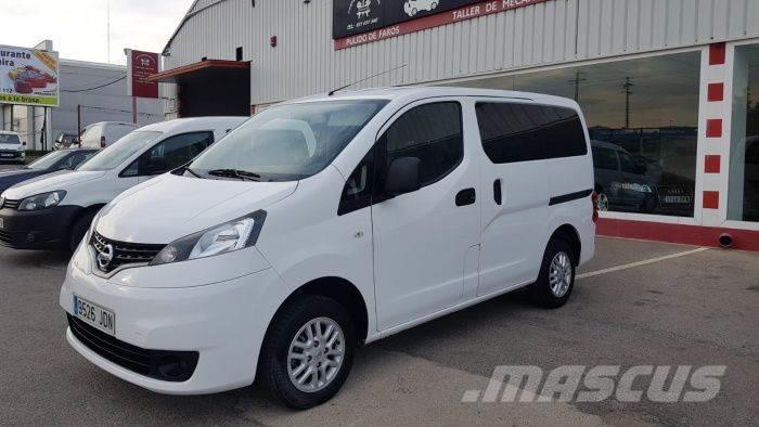 Nissan NV200 Combi 5 1.5dCi Business