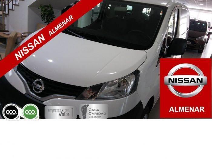 used nissan nv200 combi 5 comfort eu6 panel vans year 2017 price us 18 066 for sale. Black Bedroom Furniture Sets. Home Design Ideas