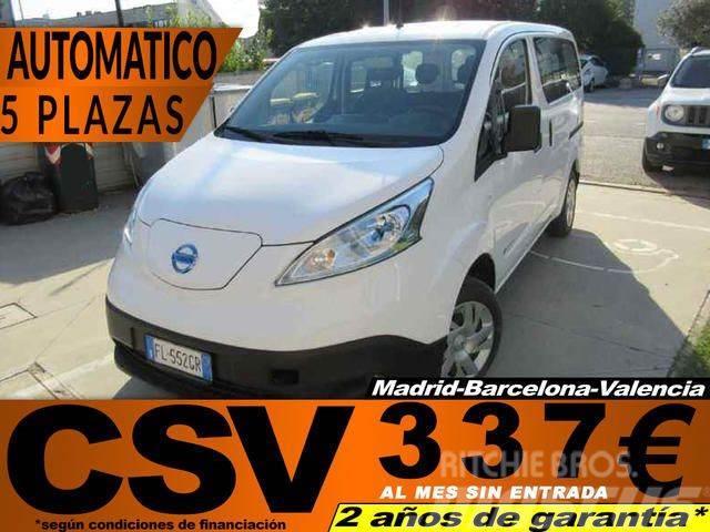 Nissan NV200 e-NV200 Combi Profesional 5