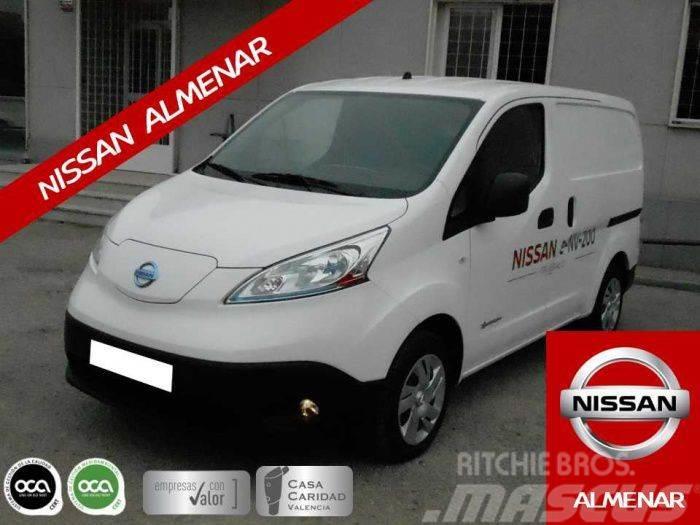 Nissan NV200 e-NV200 Furgón Basic 5p.