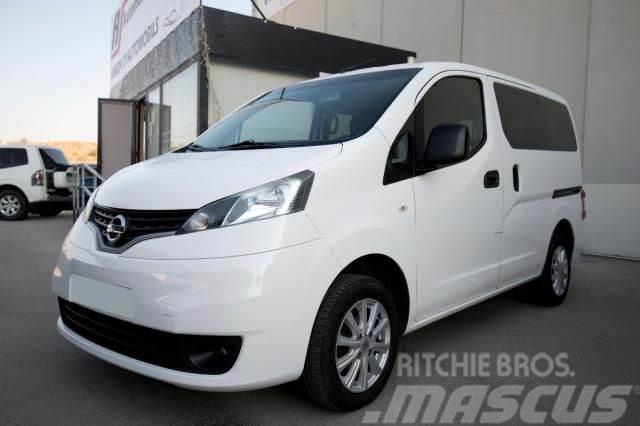 Nissan NV200 Evalia 1.5 dCi 90 CV Acenta