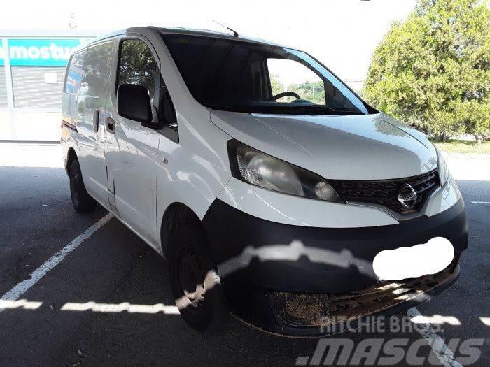 Nissan NV200 Furgón 1.5dCi Basic