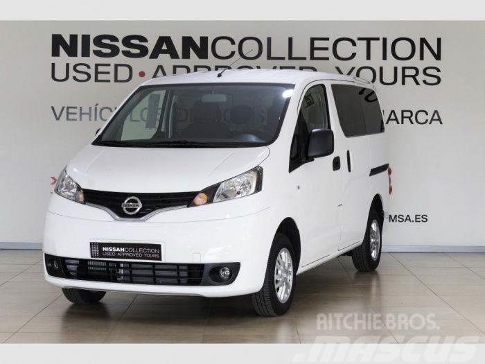 Nissan NV200 Furgón 1.5dCi Comfort 90 EU6