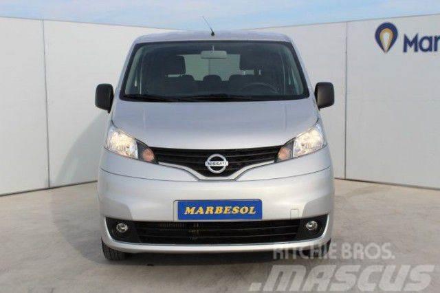 Nissan NV200 Furgón 1.5dCi Comfort 90