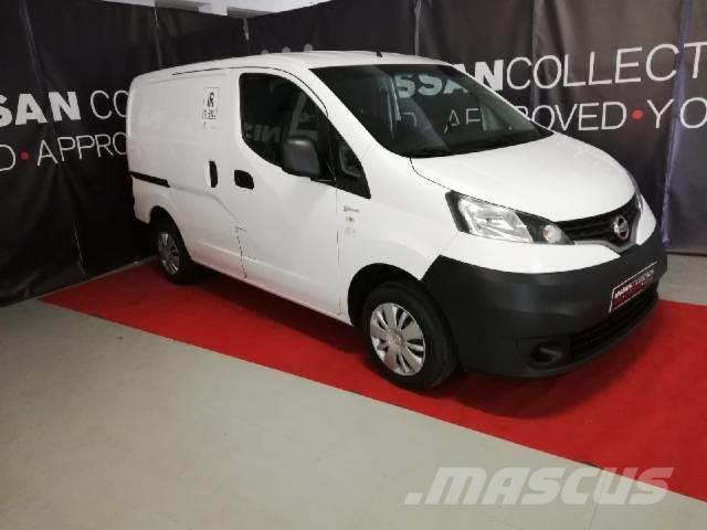 46673972a3 Nissan NV200 Isotermo 1.5dCi Basic 90 panel vans Year of Mnftr  2015 ...
