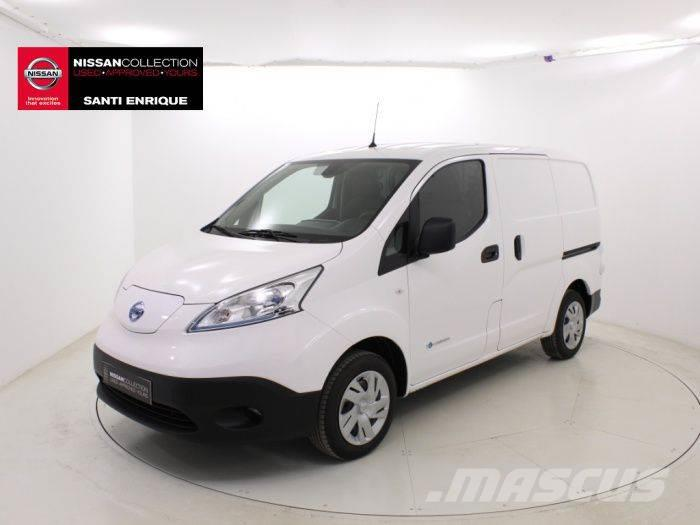 f4f00817fd Nissan NV200 PREMIUM ELECTRIC MAM 5P- panel vans Year of Mnftr  2018 ...