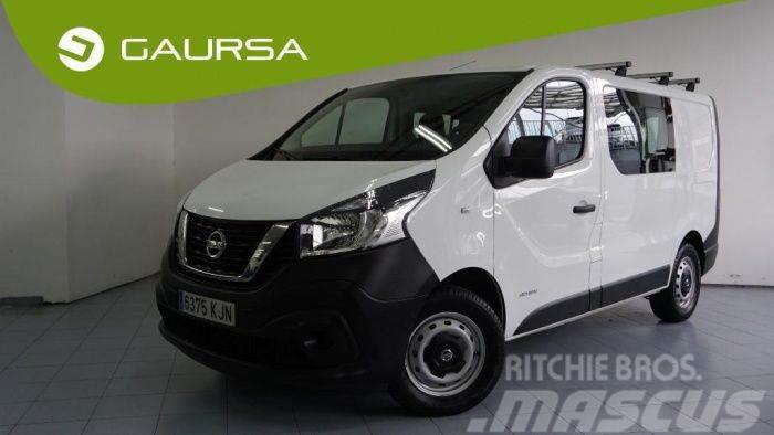 Nissan NV300 1.6DCI 92KW S/S COMFORT 2.9T 9 PLAZAS 125 4P