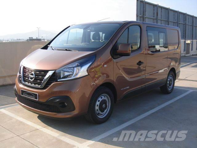 used nissan nv300 combi 5 s s l1h1 1t luxury 125 panel vans year 2017 price 25 853 for. Black Bedroom Furniture Sets. Home Design Ideas