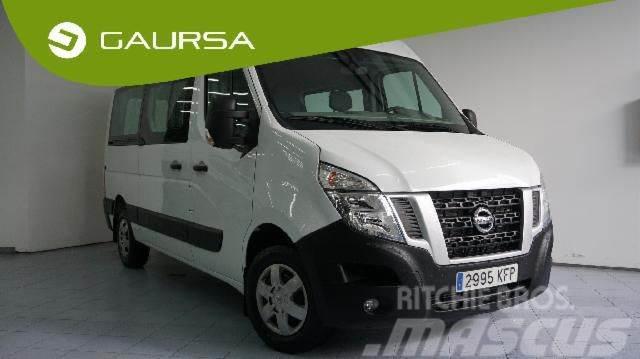 Nissan NV400 2.3DCI 107KW COMF L2H2 3500 9STR ACG FWD 145