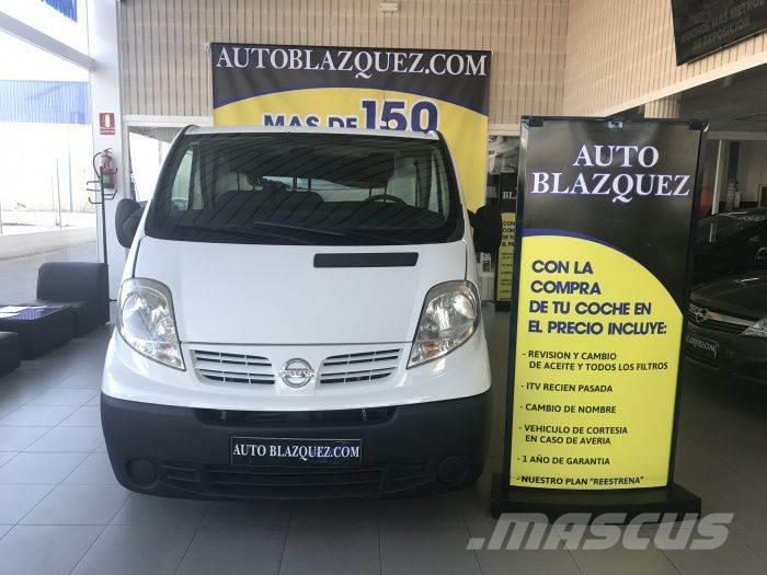 Nissan Primastar Avantour 7 1.9 dCI 100