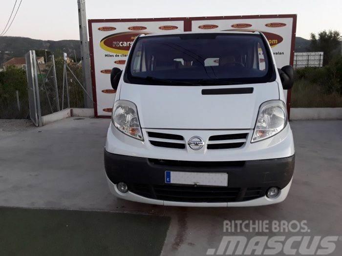 Nissan Primastar Avantour 7 2.0dCi 115 Premium