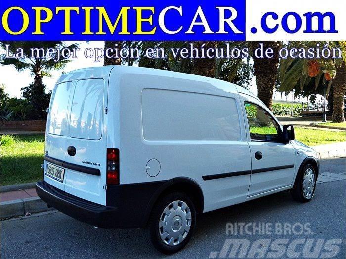 Opel Combo 1.3CDTI Cargo75