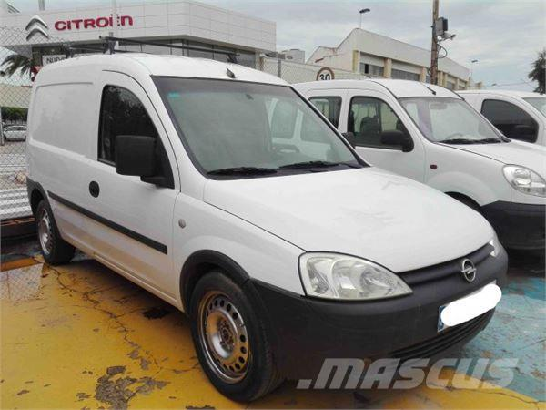used opel combo 1 7cdti cargo panel vans year 2010 price. Black Bedroom Furniture Sets. Home Design Ideas