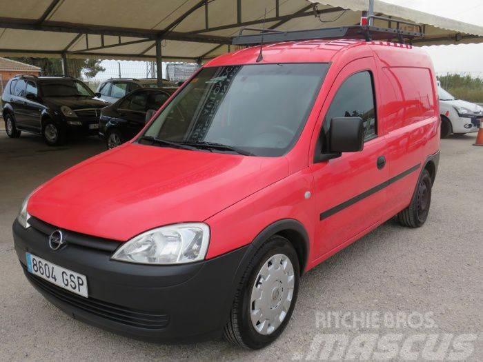 Opel Combo N1 1.3CDTI Cargo75