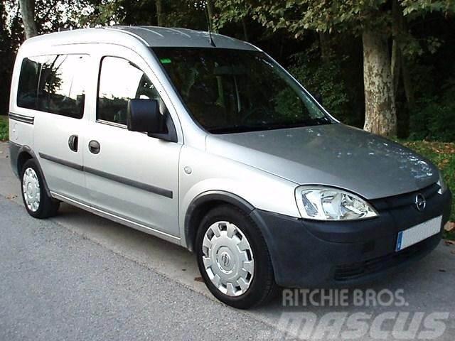 Opel Combo N1 1.3CDTI Combi