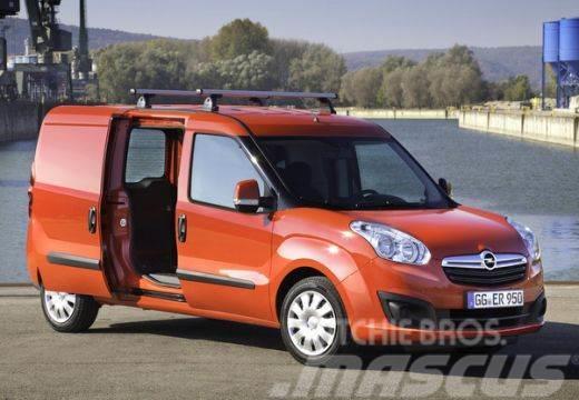 Opel Combo N1 1.6CDTI EU6 Cargo L1H1 105