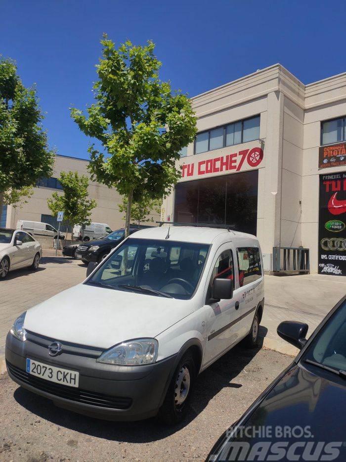 Opel Combo N1 1.7DI Combi