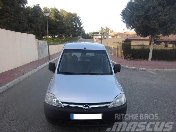 Opel Combo N1 1.7DTI Tour