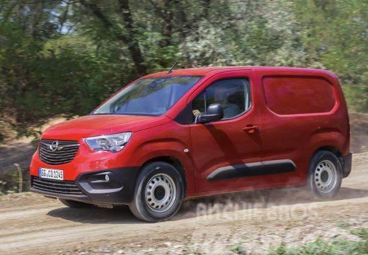 Opel Combo N1 Cargo 1.6TD S&S L 1000 Express 100