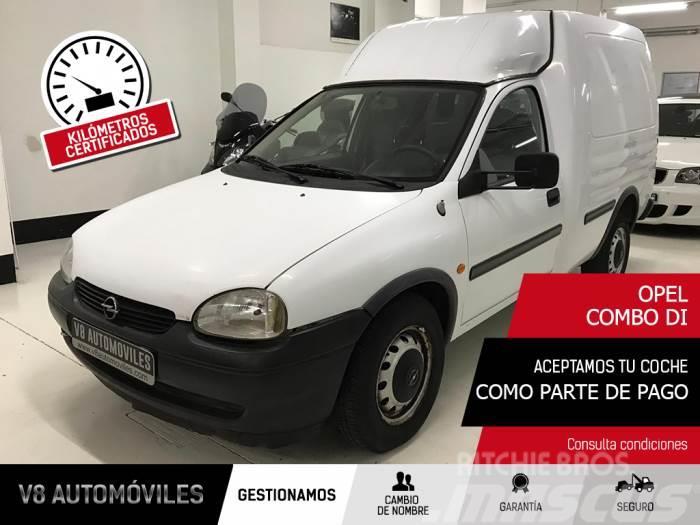 Opel Combo N1 Cargo Van 1.7D