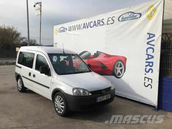 Opel Combo N1 Tour 1.3CDTI Essentia75