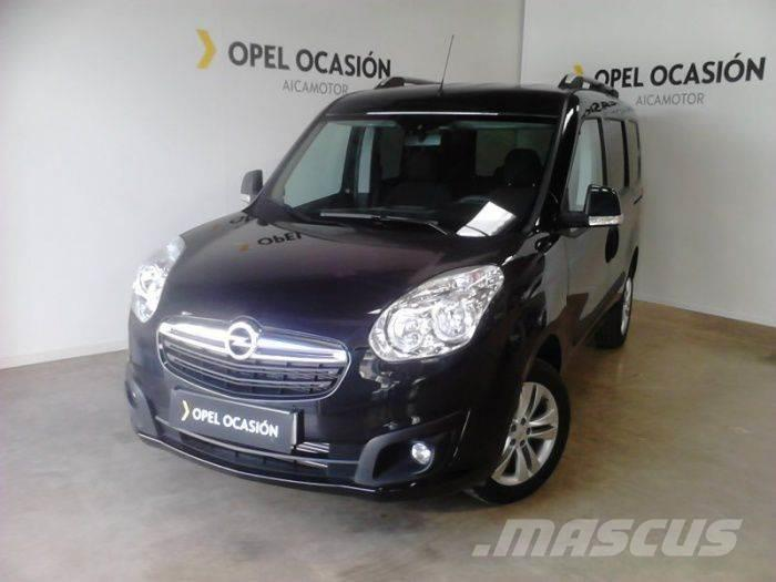 Opel Combo N1 Tour 1.6CDTI Excellence L1H1 120