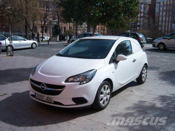 Opel Corsa Van 1.3CDTI Expression 75