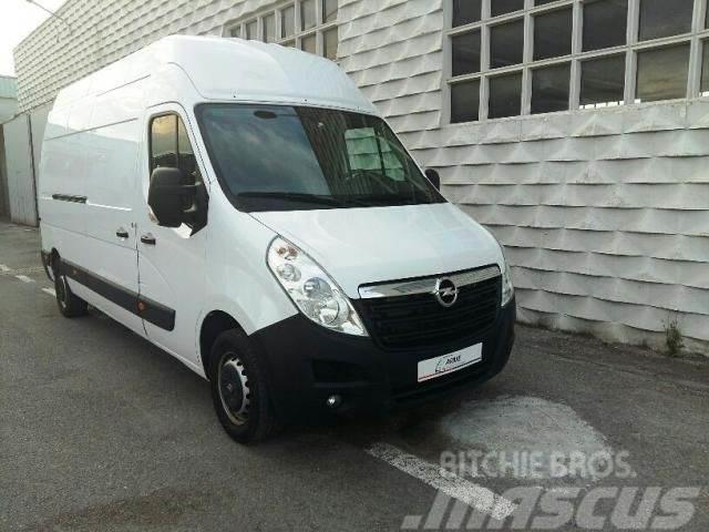 Opel Movano 2.3 CDTI 130CV L4 H3