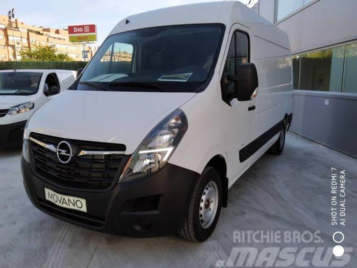 Opel Movano 2.3 CDTI 99KW (150CV) L2 H2 F 3.5T DC CABIN