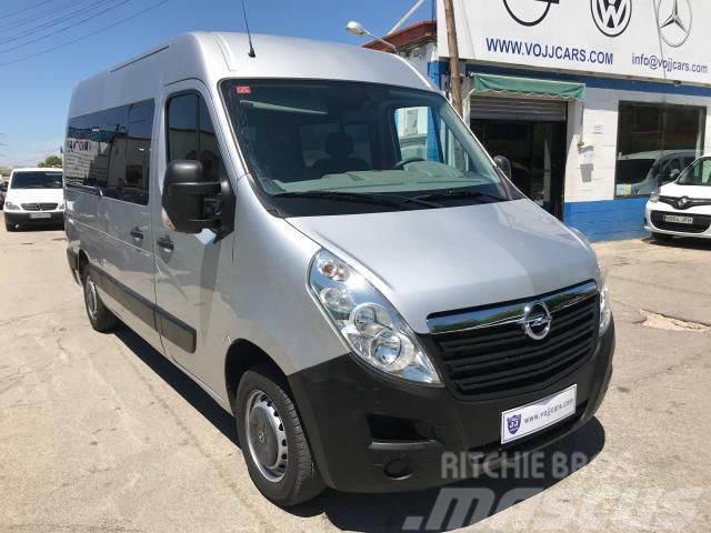 Opel Movano Combi 9 2.3CDTI 125 L2H2 3300