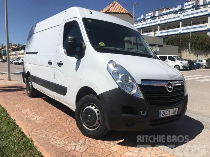 Opel Movano Fg. 2.3CDTI 125 L2H2 3500 E5+