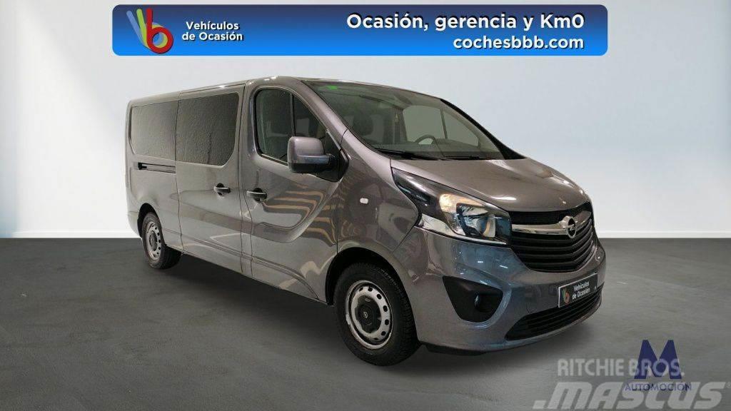 Opel Vivaro 1.6 CDTI 107KW S/S COMBI PLUS 9 PZ