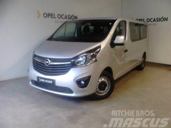 Opel Vivaro 1.6 CDTI 125CV 9 PLAZAS BI-TURBO