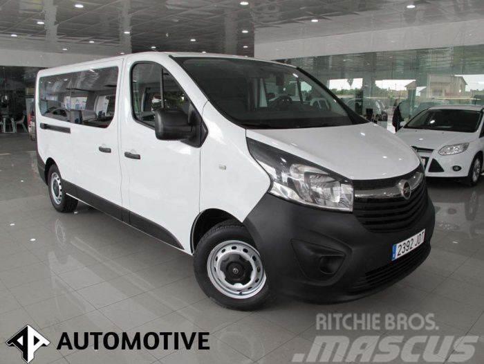 Opel Vivaro 1.6 CDTI 2.9 T L2 COMBI 9 PLAZAS
