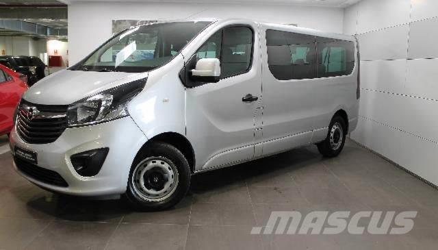 Opel Vivaro 1.6 CDTI 92KW S/S SWB 2.7T COMBI PLUS 9 125