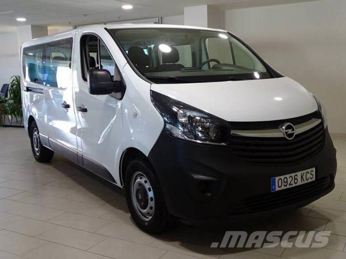 Opel Vivaro 1.6 CDTI BI TURBO 125CV COMBI 9