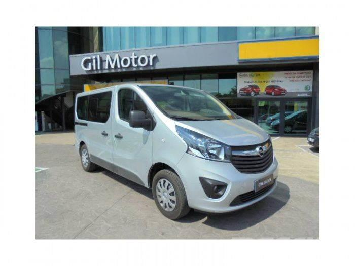 Opel Vivaro 1.6 CDTI S/S 107KW L2 2.9T-9 COMBI PLUS