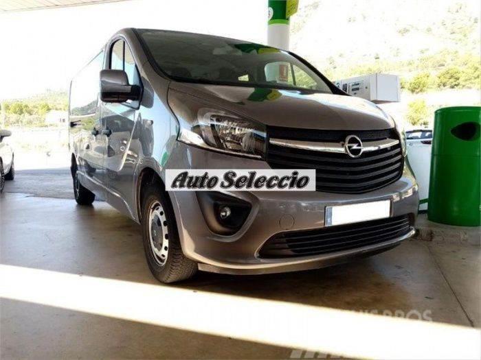 Opel Vivaro 1.6 CDTI SS 92KW L1 2.7T COMBI PLUS9