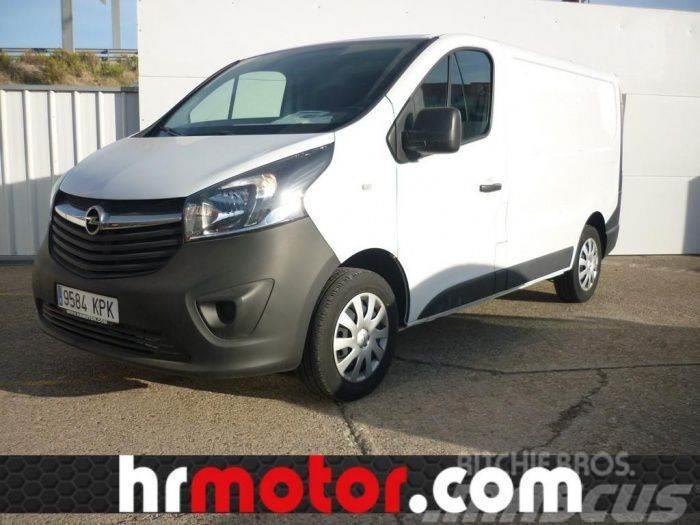 Opel Vivaro 1.6CDTi 27 L1H1 Expression 95