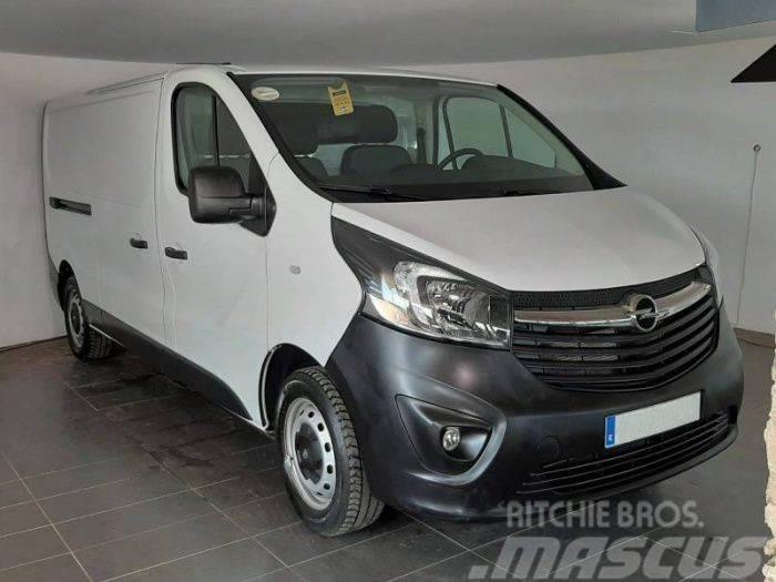 Opel Vivaro 1.6CDTi 27 L1H1 Expression 120