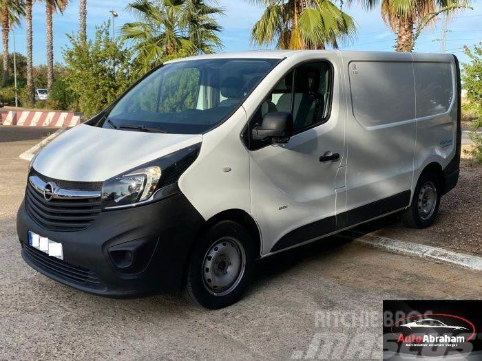 Opel Vivaro 1.6CDTi 27 L1H1 Expression 115